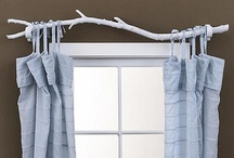 At Home: Windows / windows, window dressings, drapes, curtains, panels,
