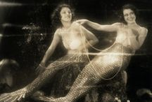 Pretty Arts  / Mostly Mermaids, but there's other stuff too.  / by Emmalily