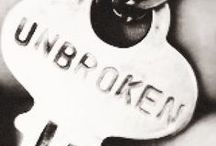Unbroken: WIP / Brisa's book that I'm helping make...and write...and plan. But this one's Brisa's.