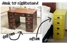 DIY/Refurb furniture