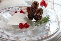 ~Entertaining - Winter~ / All the trimmings & trappings of the holiday season. / by Lauren Knightsbridge
