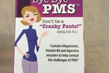 Bye Bye PMS / Hey Ladies! Our hormones shift for a few days  every month for decades. That shift throws our digestion off course - we know how that feels! Cravings fatigue indigestion bloating moodiness can all result from this shift ... But when we optimize digestion we have better results ... That makes it less difficult to stay on track! / by Ashley Koff, RD