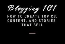 Blogging with integrity / Tips and resources for #blogging the right way- with integrity.