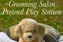Pet Lesson Plan / Pet Themed preschool play and lessons.