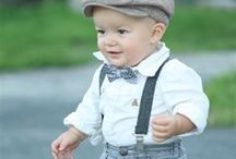 Baby Boy Style / babies, baby boy, clothes for boys, things for boys, baby registry, baby boy registry