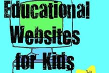 Online Games 4 Kids / Great educational websites and online games for kids.