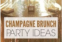 Beauty & Brunch | frendsbeauty / The best of both worlds! Makeup and parties!