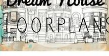 Dream House Floorplans
