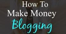 Blogging / Blogging is all about bloggers helping other bloggers with blogging tip, courses, and advice.  Anything from affiliate marketing to getting more pinterest followers or page views and much more.