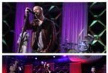 Backstage Pics