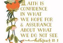 Faith & Inspiration / Inspirational pics that remind me to worship, praise and glorify our wondrous Creator.