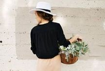 Modest Fashion // Street Style / modest street style shots, and a whole lotta pretty dresses and skirts.