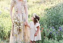 FLOWER GIRLS + RING BEARERS / Flower girls and ring bearers are the smallest members of your wedding party, but they can make a big impact on your special day! If you're looking for ring bearer and flower girl fashion and accessory inspiration, you've come to the right place. Search through our favorite flower girl dresses, flower girl crowns, ring bearer outfits, and alternatives to a traditional ring bearer pillows.