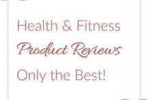Real Products Reviews / It's a confusing world out there and there are no shortage of product options. Read our honest health and fitness reviews here.