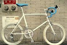 Bikes / by Mike Jandora