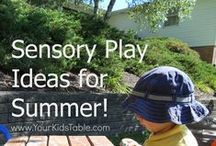 Sensory Processing Solutions / Ideas, tips and strategies for staying ahead of sensory meltdowns in kids with #ASD, #ADHD, #SPD, and #anxiety.