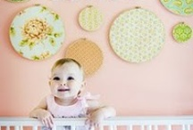 Kiss My Tulle // Baby Nursery / Good stuff for babies and parents and nurseries.  http://www.kissmytulle.com