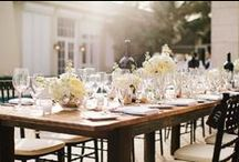THE TABLE  / entertaining & events / by Natalie Brooke