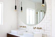 Bathroom / by Cara Lemmage