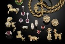 Antique & Modern Jewellery / A selection of items featuring in an auction of Antique & Modern Jewellery taking place on Thursday 12th May 11am.