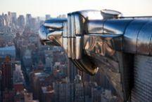 Chrysler & Flatiron / by Bernardo Manteiga