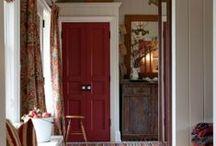 Kiss My Casa // Entryway / Ideas and inspiration for the entryway of Casa de Crap. http://www.kissmycasa.com