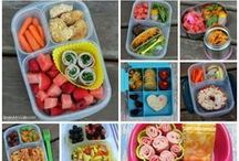 Healthy School Lunch Ideas / Back to School Lunch Ideas Include Gluten-Free, Paleo, and All-Natural Lunch Options.