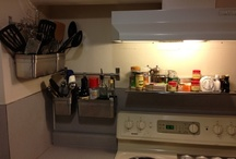 Kitchen / Ideas for my future kitchen space. / by Jana Lipscomb