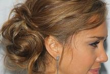 UP-DOs & other fancy hair ideas / by Jenna-Ley Jamison