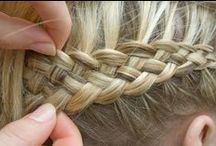 Hairstyle ideas / by Christi Blankenship