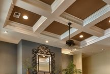 {ceilings} / by Jennifer Thompson Frank