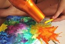 Art-sy Fart-sy?? / by Abby Krocker