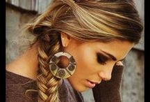 Inspirational tresses for everyday wear / by Jenna-Ley Jamison