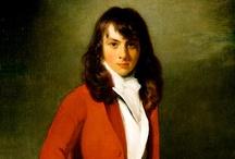 Portraits of Him