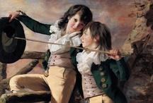 18th-Century English Paintings