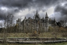 Looks Haunted to Me! / Foreboding and abandoned architecture that evokes the ghost stories of the past.