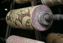 Wallpaper / If you're going to redecorate a house built in 1899 you might as well go for it!