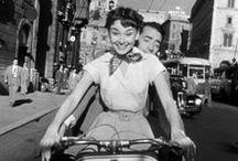 Audrey Hepburn / Minha maior musa de todos os tempos