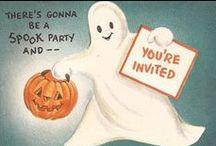 Vintage Halloween Designs