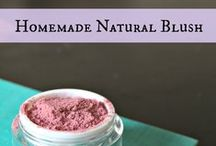 beauty in the raw / natural beauty remedies and methods