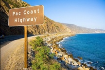 California ♥ / I Love & Miss My California / by Morgan Smith {California To Carolina}