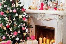Christmastime / Christmas Decor & Crafts / by Morgan Smith {California To Carolina}