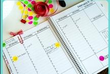 M-organized / Organization Tips & Ideas / by Morgan Smith {California To Carolina}