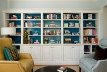 Built-ins on the Brain! / by Jeannie Rodriguez
