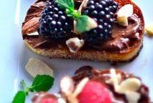 Food- sweet treats / by Cara Lieffers