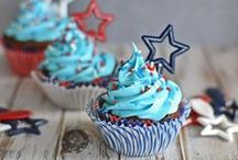 4th of July / 4th of July food, easy recipes and easy 4th of July crafts.  / by Sarah | Must Have Mom