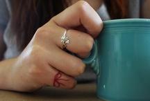 Tattoos/Piercings  / by Rachel Petros