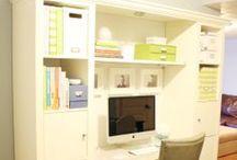 Home Office / Interior Design Inspiration - Home Office / by Morgan Smith {California To Carolina}