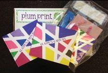 Plum Print Books / Transform your kids' art into a beautiful and custom Plum Print book. #PlumPrint