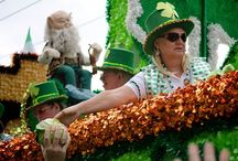 Happy St. Patrick's Day! / New Orleans celebrates its strong Irish heritage each year on St. Patrick's Day!  Don't miss it!